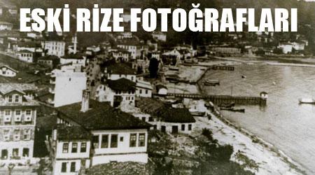 Eski Rize Fotoğrafları
