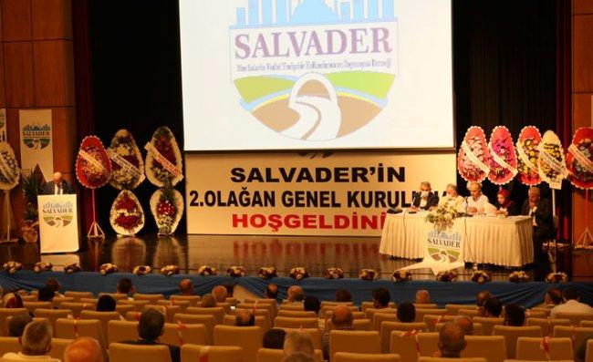 Toptan, yeniden SALVADER başkanlığa seçildi