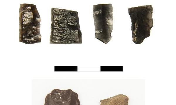 Karadeniz'de ilk insanlarınyaşadığı mağarayı defineciler, talan etmiş