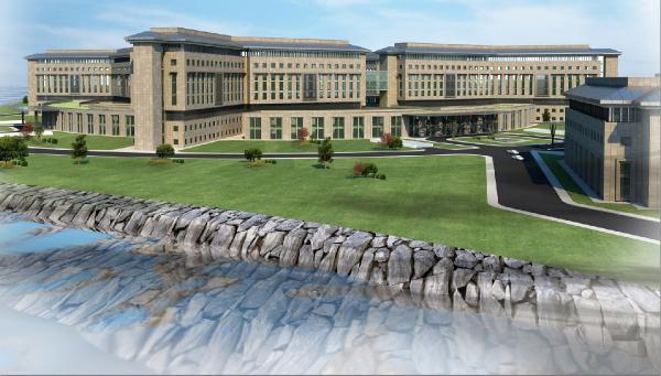 Rize Şehir Hastanesi Deniz Dolgu Sondajı Sürüyor