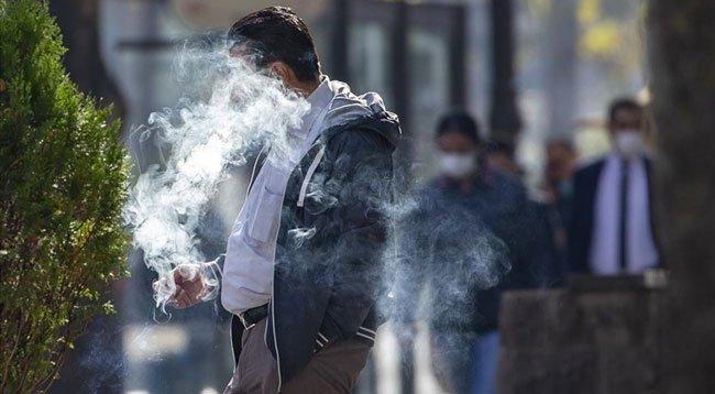 Sigaraya Bağlı Ölümler Kovid-19'dan Daha Fazla