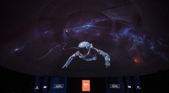 'Türk astronot' İçin Gerekli Yetkinliğe Sahip 3 Aday Seçilecek