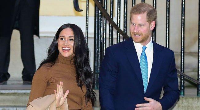 Prens Harry ve Eşi Düşes Meghan Markle İkinci Çocuklarını Bekliyor