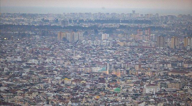 Türkiye'de Ocak Ayında 70 Bin 587 Konut Satıldı