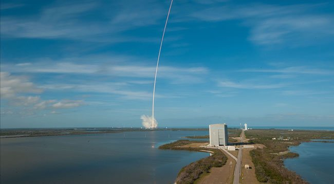 Starlink Ağı İçin 60 İnternet Uydusu Daha Uzaya Fırlatıldı