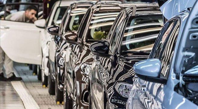 Türkiye'den Ocak Ayında 75 Ülkeye Binek Otomobil İhraç Edildi