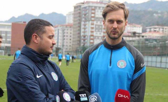 Dokovic: Galatasaray Maçından İyi Bir Sonuç Çıkarmak İstiyoruz