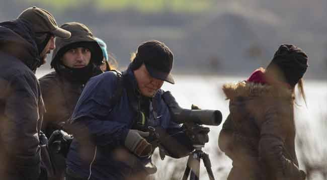 Kış Ortasında 186 Bin 259 Su Kuşu Sayıldı