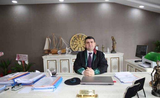 Baro Başkanı Peçe: Kamulaştırma ile İlgili Sorunların Büyük Bir Kısmı Geride Kaldı