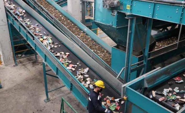 Çöplerle 45 Bin Hanenin Elektrik İhtiyacı Karşılanacak