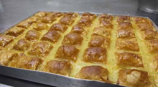 Ramazan Ayının Vazgeçilmezi: Laz Böreği