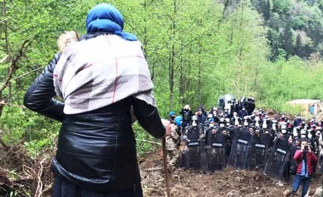 Cengiz İnşaat'tan 'Taş Ocağı' Açıklaması