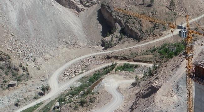 Artvin'de Yol İnşaatında Kaza: 1 Ölü