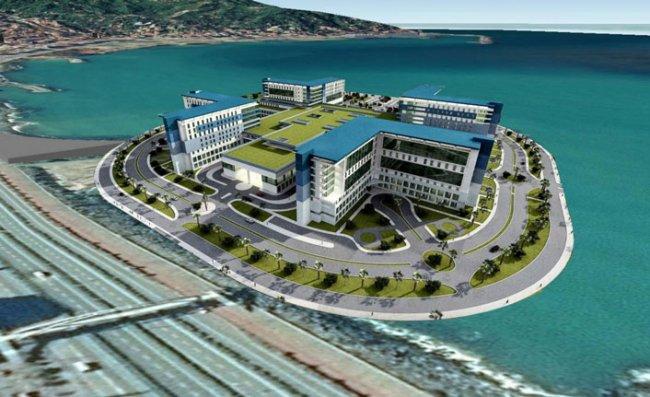 Rize'de Deniz Dolgusu Üzerine 1000 Yatak Kapasiteli Şehir Hastanesi