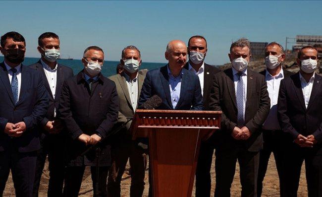 İyidere Lojistik Limanı Projesi'ne Destekler Artıyor