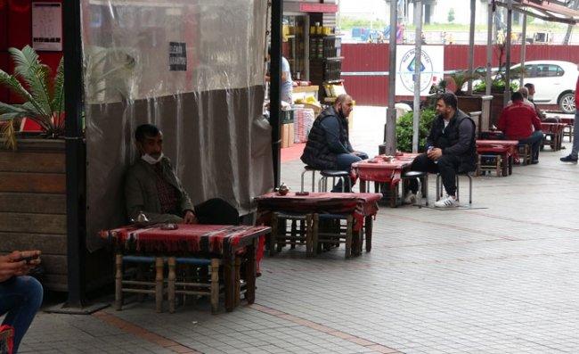 Rize'de Çay Ocakları Dolmaya Başladı