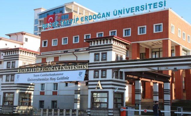 RTEÜ, En iyi Asya Üniversiteleri Sıralamasına Girdi