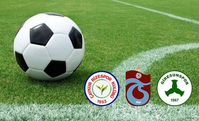 Süper Lig'de Karadeniz Dostluğu