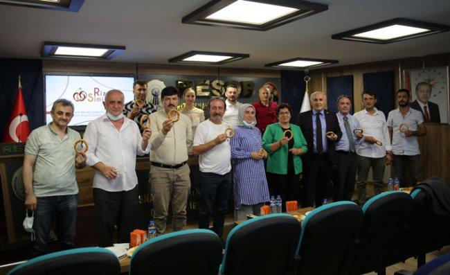 Rize Simidinin Marka Değerini Oluşturma ve Tanıtma Projesi Toplantısı Yapıldı