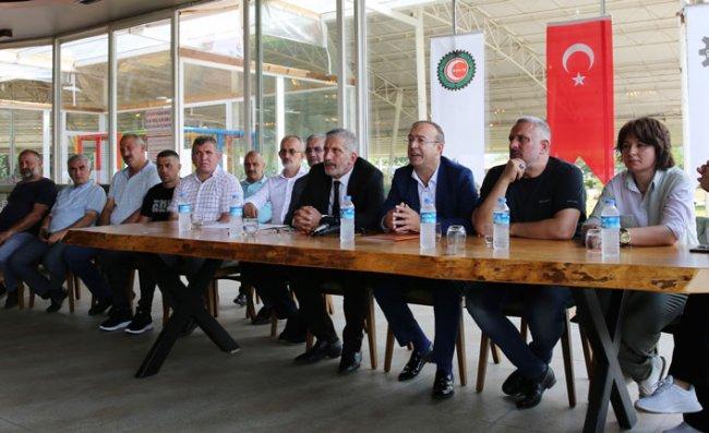 ÇAYKUR Çalışanlarının Toplu İş Sözleşmesi Görüşülüyor