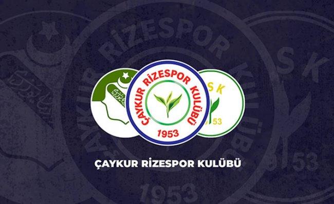 Çaykur Rizespor'dan Oğulcan ve Galatasaray açıklaması