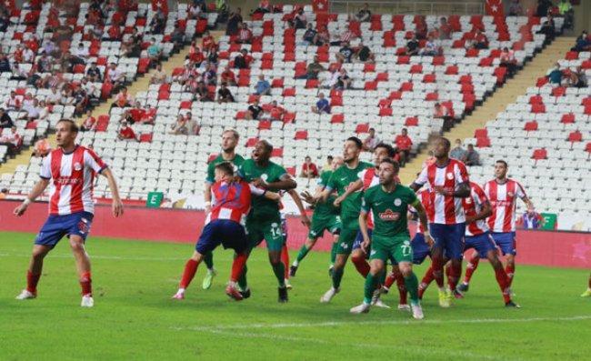Çaykur Rizespor, Antalya'da Son Dakikada Yıkıldı: 3-2