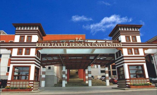 Recep Tayyip Erdoğan Üniversitesi 14 Geçici İşçi alacak