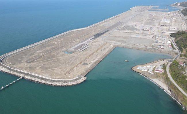 100 milyon ton dolgunun 97 milyon tonu tamamlandı