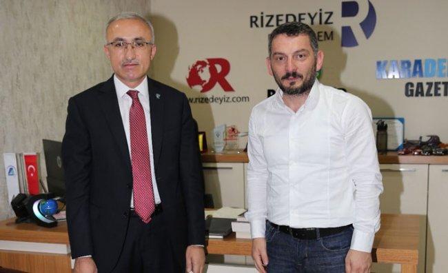 Rektör Karaman, Tercih Dönemini Değerlendirdi