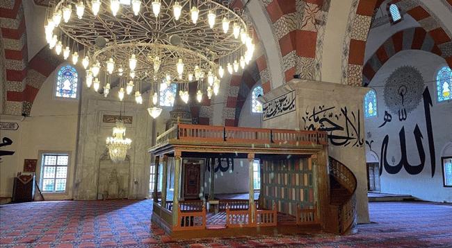 Edirne'deki Selimiye, Üç Şerefeli ve Eski camiler inanç turizmine önemli katkı sağlıyor