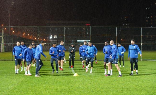 Çaykur Rizespor, Kasımpaşa Hazırlıklarına Başladı