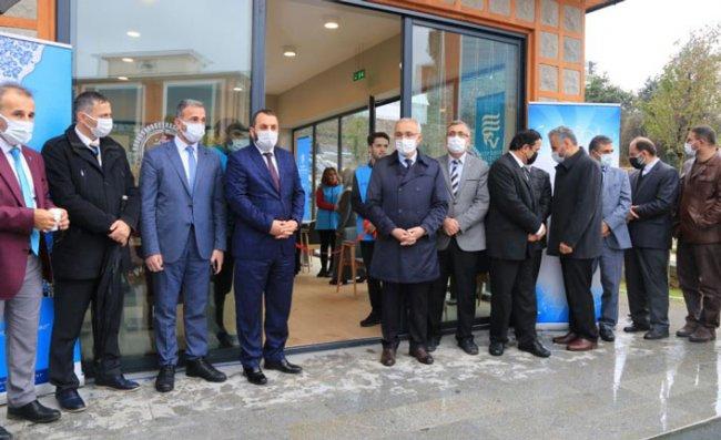 Rize'de Diyanet Gençlik Ofisi Açıldı
