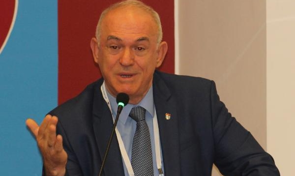 Ali Sürmen: Kimse Trabzonspor'a parmak sallayamaz