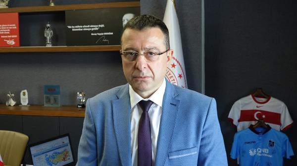 Trabzon'da koronavirüs yoğun bakım hastası yüzde bin 50 arttı
