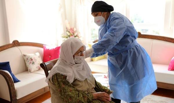 Samsun İl Sağlık Müdürü Oruç'dan 85 Yaş Üstü İçin Aşı Çağrısı