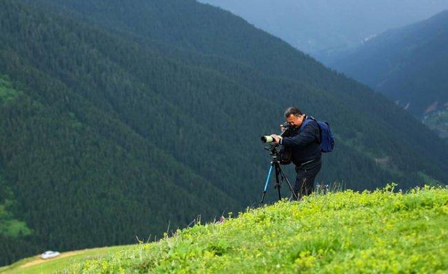 Rize'de Foto Safari