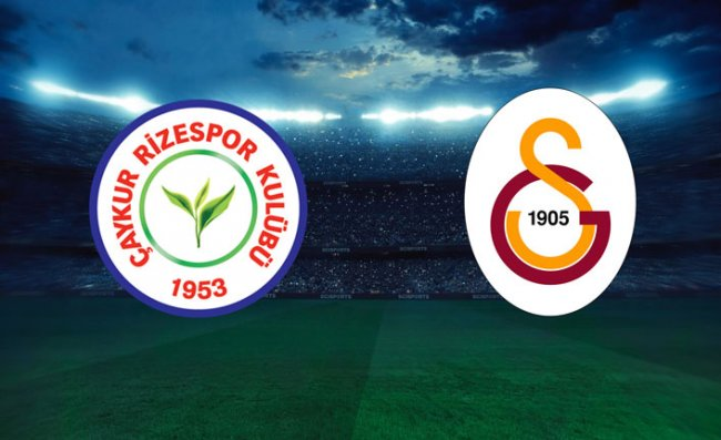 Çaykur Rizespor-Galatasaray Rekabeti