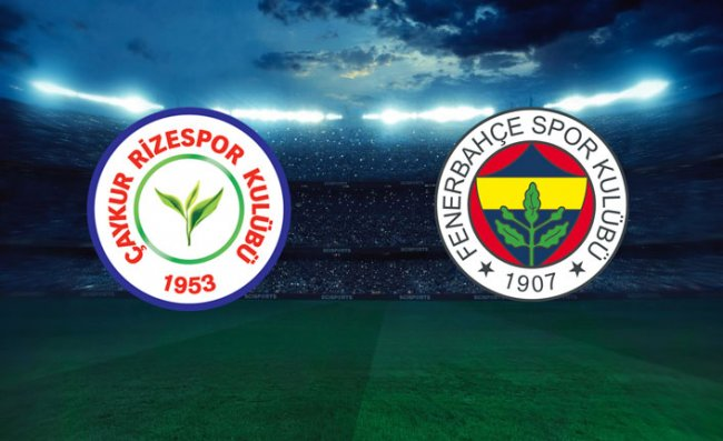 Çaykur Rizespor-Fenerbahçe Rekabeti