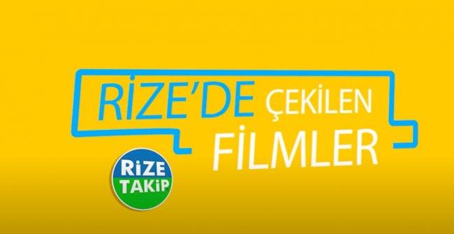 Rize'de çekimi yapılan filmler