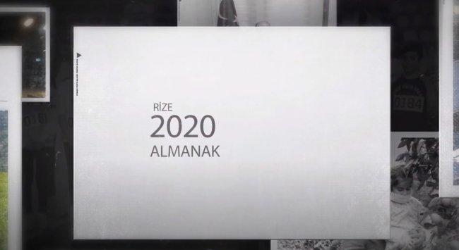 2020 ALMANAK - Rize'de 2020 yılında neler oldu.