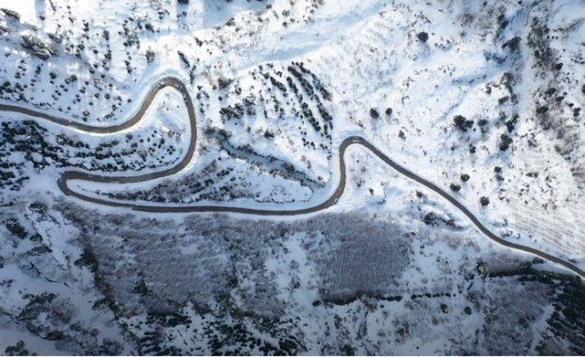 Handüzü Yaylası kış turizmi için önemli adımlar atıyor